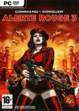Jaquette Command & Conquer : Alerte Rouge 3
