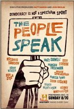 Affiche The People Speak