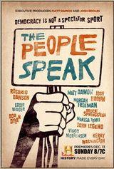 Affiche The People Speak