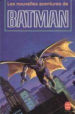 Couverture Les nouvelles aventures de Batman