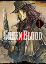 Couverture Green Blood