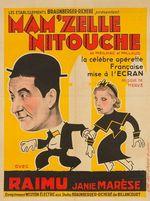 Affiche Mam'zelle Nitouche
