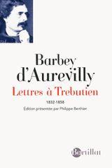Couverture Lettres à Trébutien