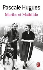 Couverture Marthe et Mathilde