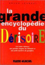 Couverture La grande encyclopédie du dérisoire