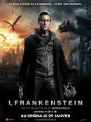 Affiche I, Frankenstein