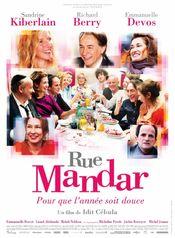 Affiche Rue Mandar