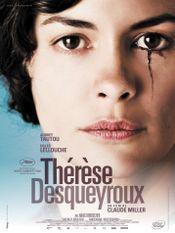 Affiche Thérèse Desqueyroux
