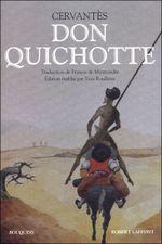 Couverture Don Quichotte