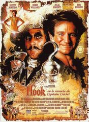 Affiche Hook ou la Revanche du capitaine Crochet