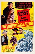 Affiche The Thundering Herd