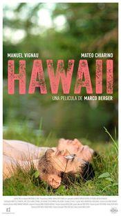 Affiche Hawaii