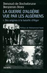 Couverture La guerre d'Algérie vue par les algériens