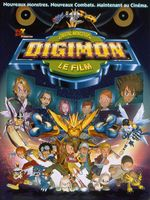Affiche Digimon : Le Film