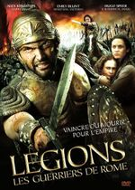 Affiche Légions - Les guerriers de Rome
