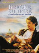 Affiche Before Sunrise