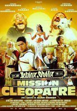 Affiche Astérix et Obélix : Mission Cléopâtre