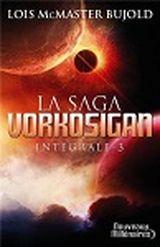 Couverture La Saga Vorkosigan intégrale, tome 3