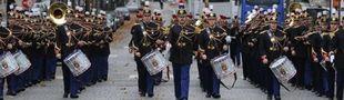 Cover Top des marches militaires au cinéma