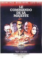 Affiche Le Commando de sa majesté