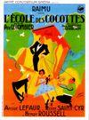Affiche L'Ecole des cocottes