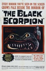 Affiche Le Scorpion noir
