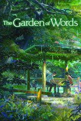 Affiche The Garden of Words