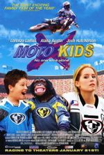Affiche Moto Cross Kids