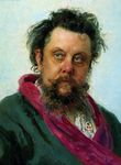 Photo Modest Petrovich Mussorgsky