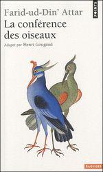 Couverture La Conférence des oiseaux