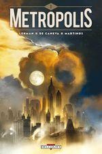 Couverture Metropolis, tome 1