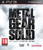 Jaquette Metal Gear Solid: The Legacy Collection