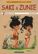 Couverture Saki & Zunie