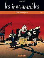 Couverture Aventure en jaune - Les Innommables, tome 2