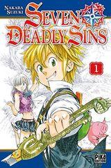 Couverture Seven Deadly Sins