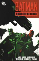 Couverture Batman: Under The Red Hood