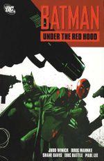 Couverture Batman: Under the Red Hood