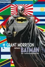 Couverture Batman Incorporated - Grant Morrison présente Batman, tome 7