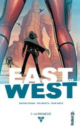Couverture La Promesse - East of West, tome 1