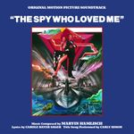 Pochette The Spy Who Loved Me (OST)