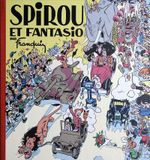 Couverture Spirou et Fantasio
