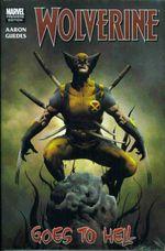 Couverture Wolverine en Enfer - Wolverine (2010), tome 1
