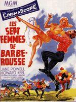 Affiche Les Sept Femmes de Barberousse