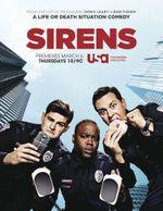 Affiche Sirens (US)