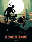 Couverture Tout l'or de Paris - La Colère de Fantômas, tome 2