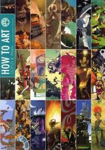 Couverture How to Art Dofus & Wakfu