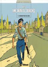 Couverture Mourir pour des Idées - Les Morin-Lourdel, tome 4