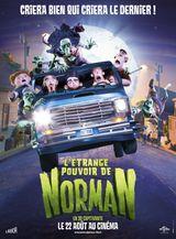 Affiche L'Étrange Pouvoir de Norman