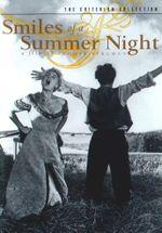 Affiche Sourires d'une nuit d'été