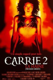Affiche Carrie 2 : La Haine